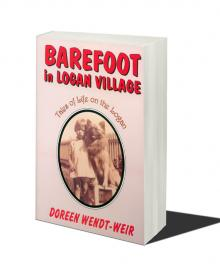 Barefoot in Logan Village front cover